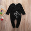 Long Sleeved Rabbit Jumpsuit