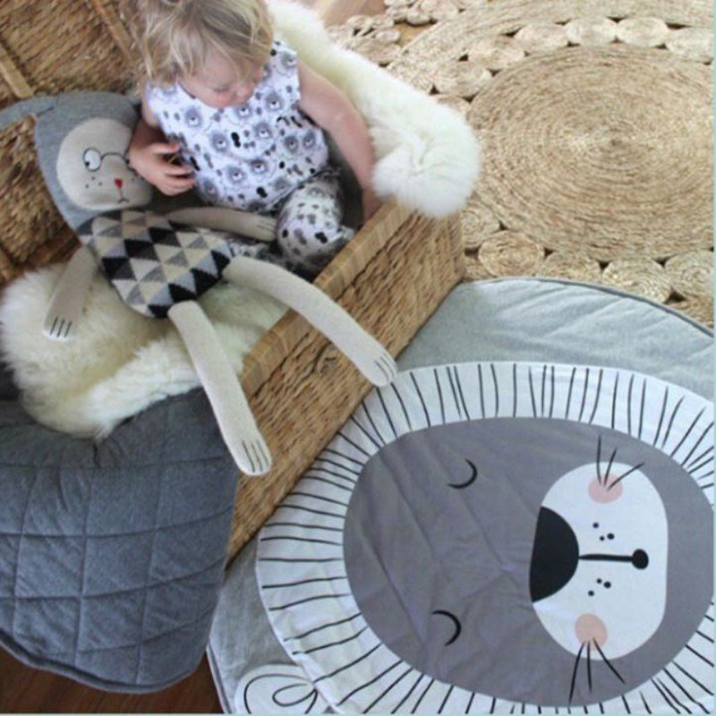 Baby Lion Play Mat