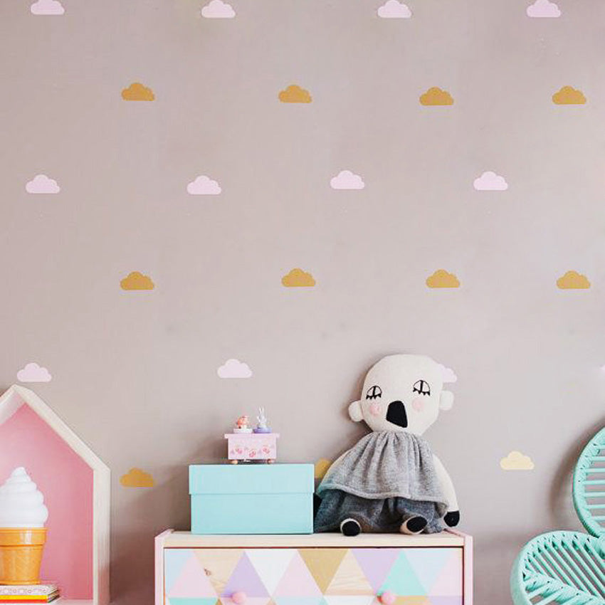 Little Cloud Wall Decals