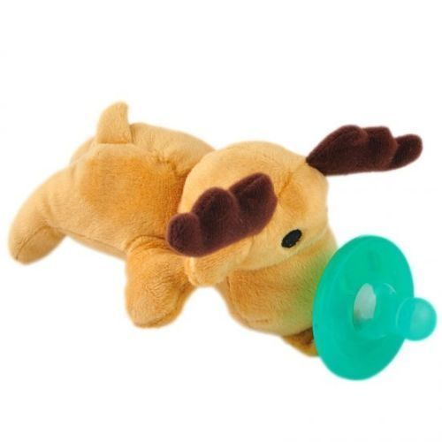 Baby Dummy Pacifier with Soft Toy