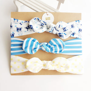 Chic Baby Bow Headband Sets