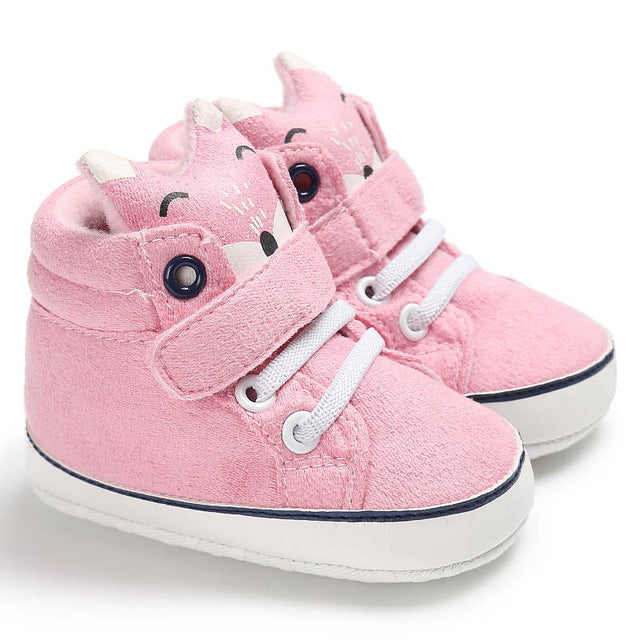 Baby Fox High Top Sneakers