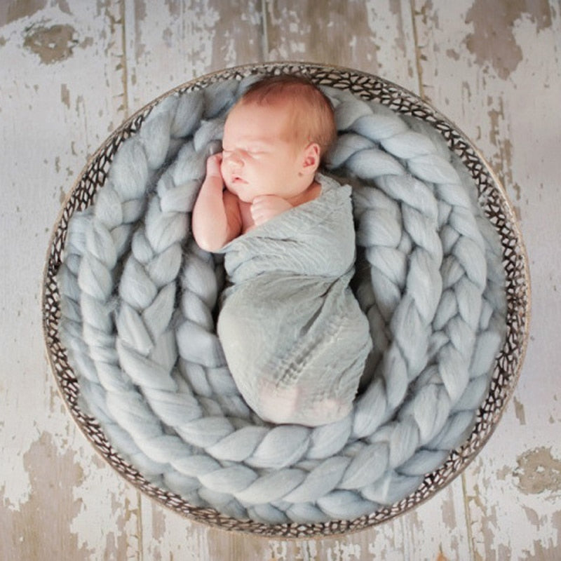 Newborn Braided Stretch Runner