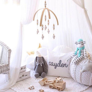 Nordic Bead Hanging Crib Mobile