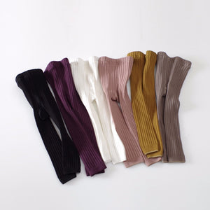 Basics Soft Rib Knit Leggings