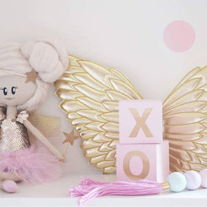 XO Letter Blocks