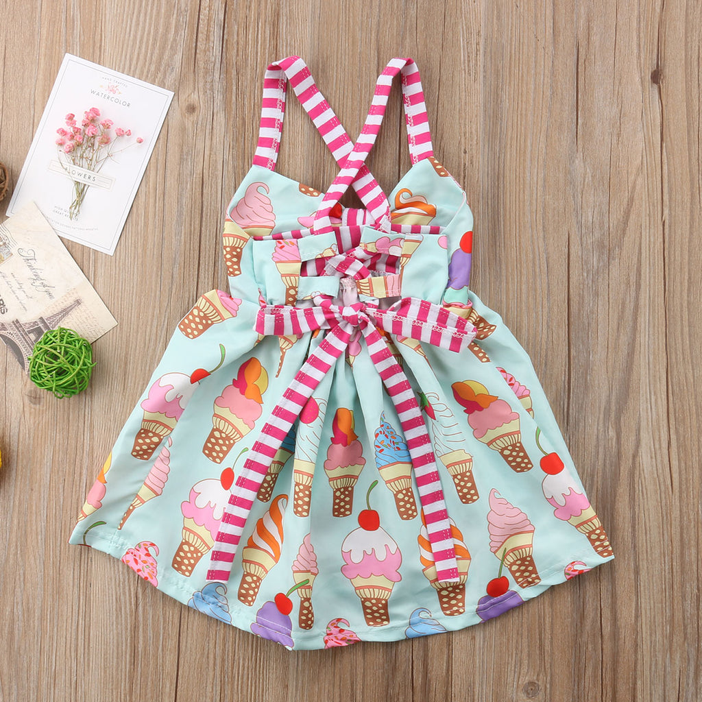 Summer Ice Cream Dress