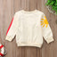 Rainbow & Sunshine Tassel Sweater