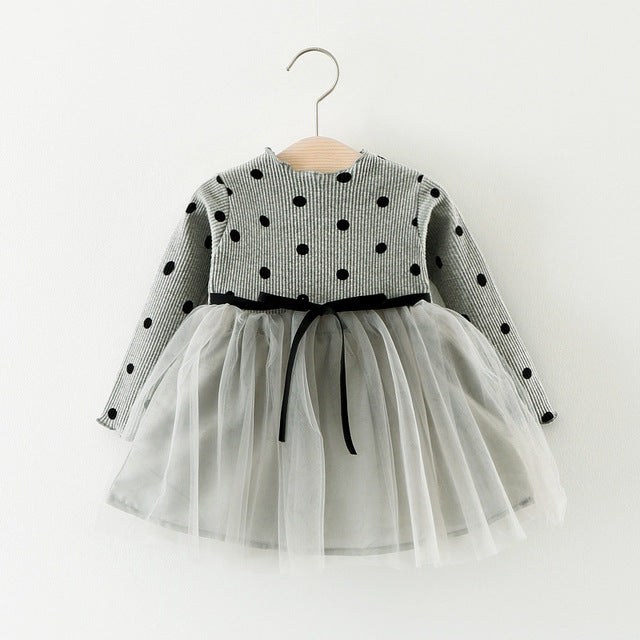 Polka Dot Princess Tutu Dress