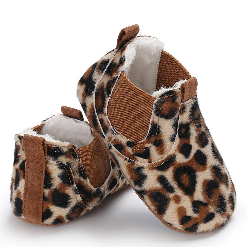 Stylish Baby Slip-on Boots