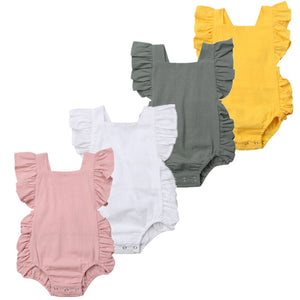 Summer Flutter Sunsuit
