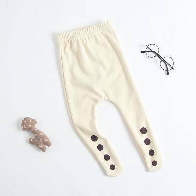 Footed Dots Leggings