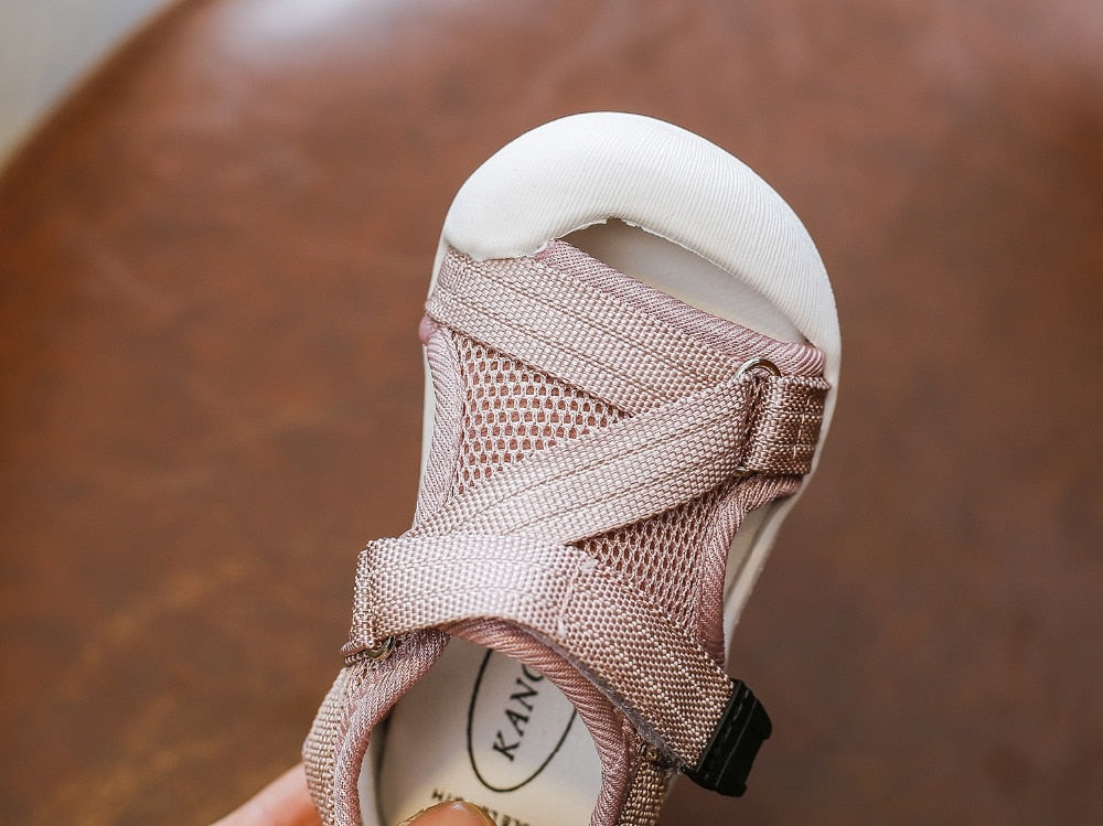 Soft Mesh Breathable Sandals