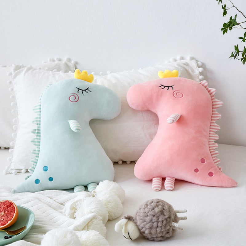 Dinosaur Plush Cartoon Cushion