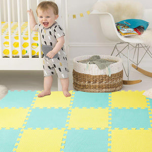 Baby Puzzle Play Mat