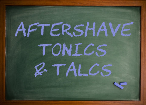 Aftershave, Tonics & Talcs