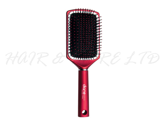 Diane Royal Satin 13 Row Large Square Paddle Brush