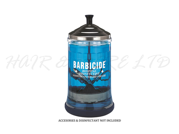 Barbicide Sanitizing Jar Mid Size 621ml (21oz)