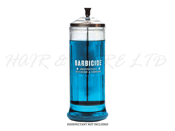 Barbicide Sanitizing Jar Large Size 1090ml (37oz)