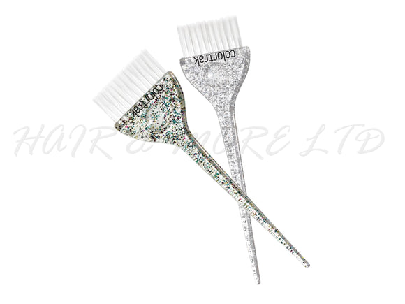 Colortrak Galaxy Glitter Tint Brushes - 2 pack