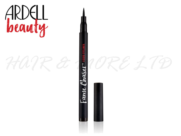 Ardell Liquid Eyeliner Fame Chaser - Patent Leather (Midnight Black)