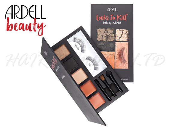 Ardell Looks To Kill Lash, Eye & Lip Kit - Sultry Night Out
