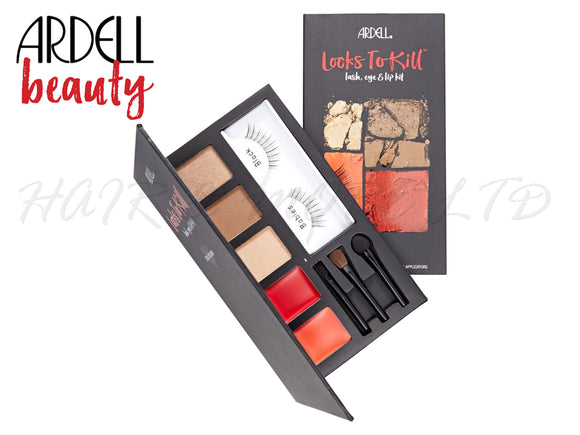 Ardell Looks To Kill Lash, Eye & Lip Kit - Steal The Show