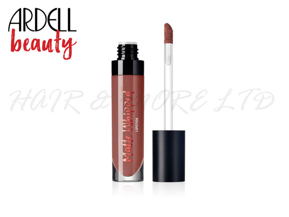 Ardell Matte Whipped Lipstick - Upscale Flavor (Toasted Nude)