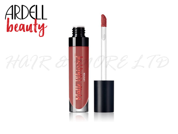 Ardell Matte Whipped Lipstick - Break the Record (Mauve)