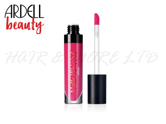 Ardell Matte Whipped Lipstick - Attitude Adjuster (Hot Pink)