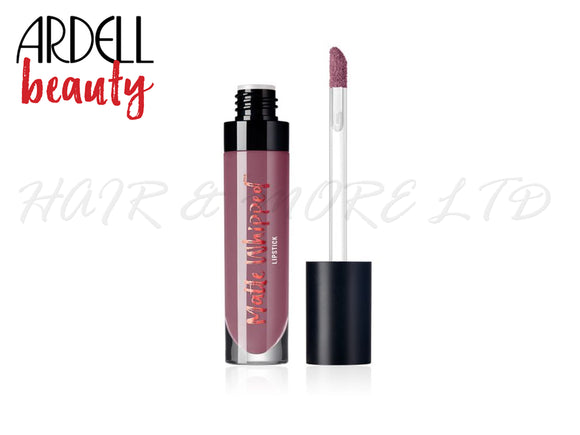 Ardell Matte Whipped Lipstick - Unsafe & Wicked (Dusty Mauve)