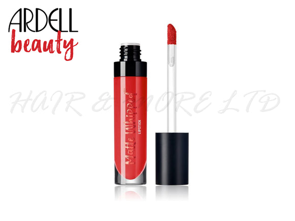 Ardell Matte Whipped Lipstick - Sizzling Sunset (Orange Red)