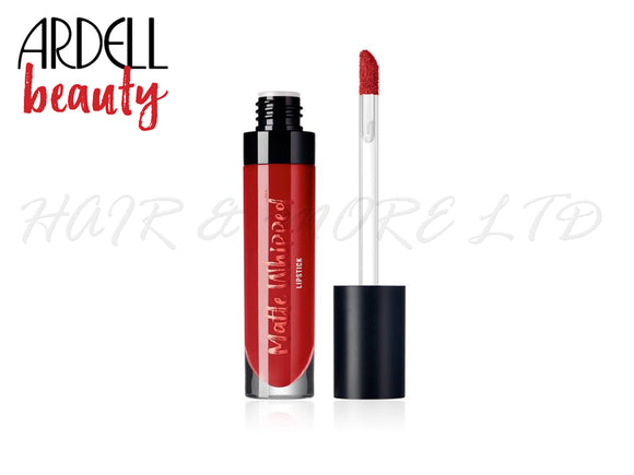 Ardell Matte Whipped Lipstick - Red My Mind (Red)