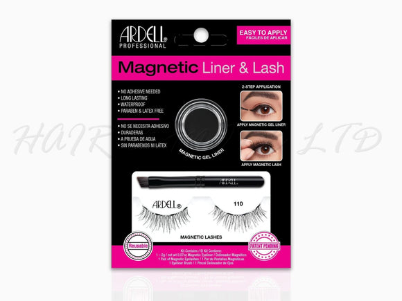 Ardell Magnetic Lash & Liner Kit - 110
