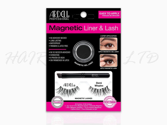 Ardell Magnetic Lash & Liner Kit - Demi Wispies