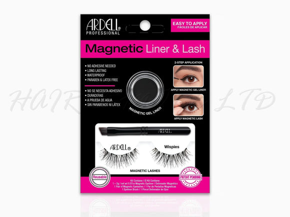 Ardell Magnetic Lash & Liner Kit - Wispies