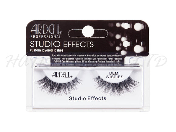 Ardell Professional Studio Effects Lashes, Demi-Wispies Black