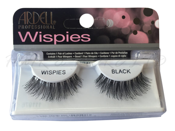 Ardell Professional Wispies Lashes, Wispies Black