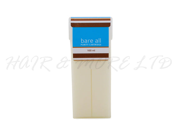 Bare All Coconut Purity Strip Wax Cartridge 100ml