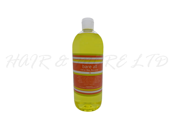 Bare All Citrus Wax Cleaner 1Lt