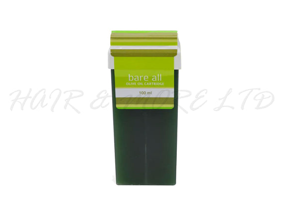 Bare All Olive Oil Cartridge Strip Wax 100ml