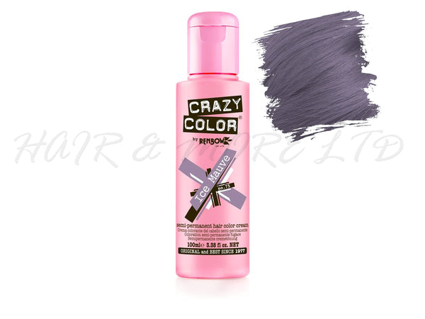 Crazy Colour - Ice Mauve