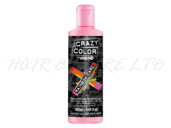 Crazy Colour Rainbow Care Deep Conditioner 250ml