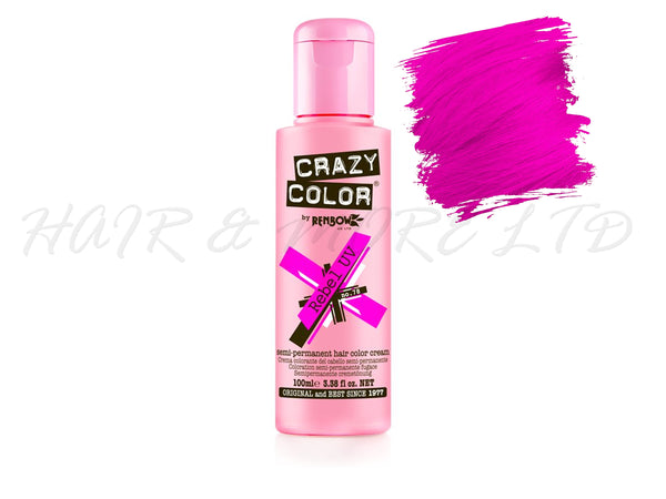 Crazy Color - Rebel UV 100ml