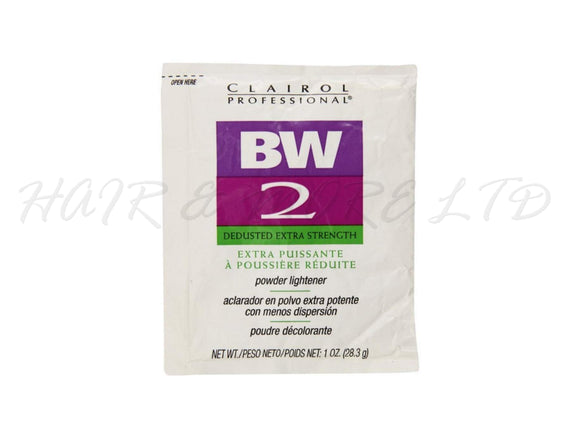Clairol BW2 Extra Strength Powder Lightener 28g Sachet