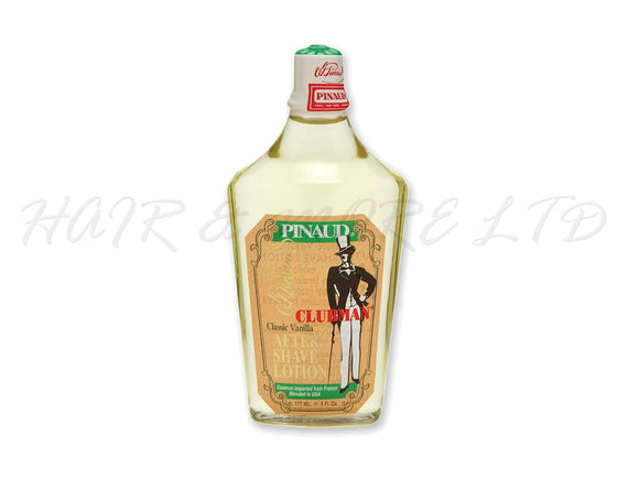 Clubman Pinaud Classic Vanilla After Shave Lotion 177ml