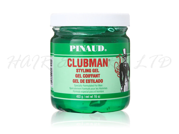 Pinaud Clubman Mens Styling Gel 453g Tub