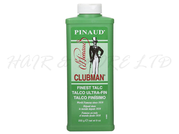 Pinaud Clubman Mens Talc Powder - White, 255g