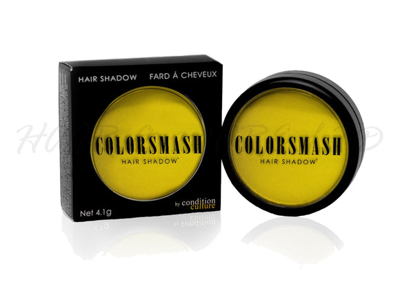 ConditionCulture ColorSmash Hair Shadow - Atomic Yellow