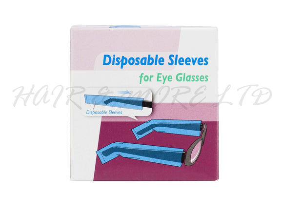 Disposable Sleeves for Eye Glasses